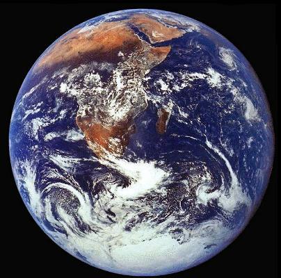 A warming planet