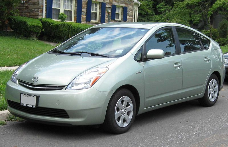 The Prius Was First Intruduced