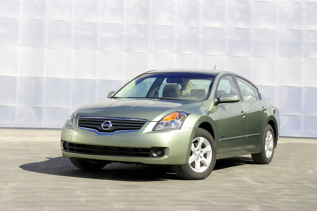 Hybrid Car - The Altima