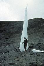 Mt Kilimanjaro ice